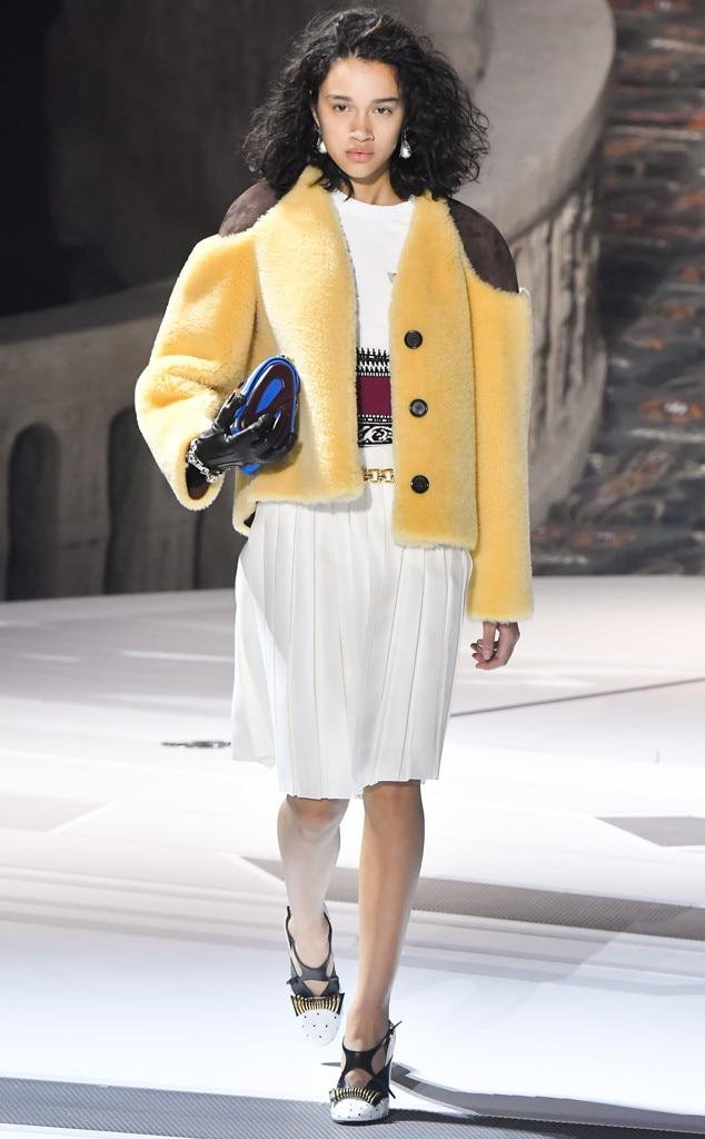 ESC: Paris Fashion Week, Louis Vuitton