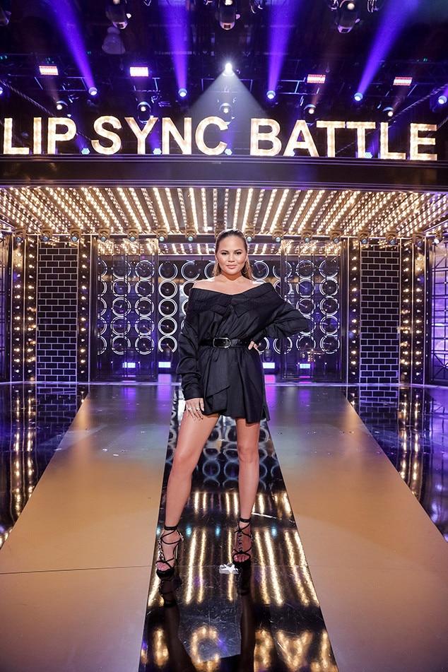 Chrissy Teigen, Lip Sync Battle