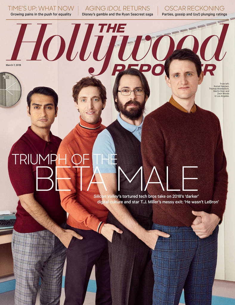 Silicon Valley, The Hollywood Reporter