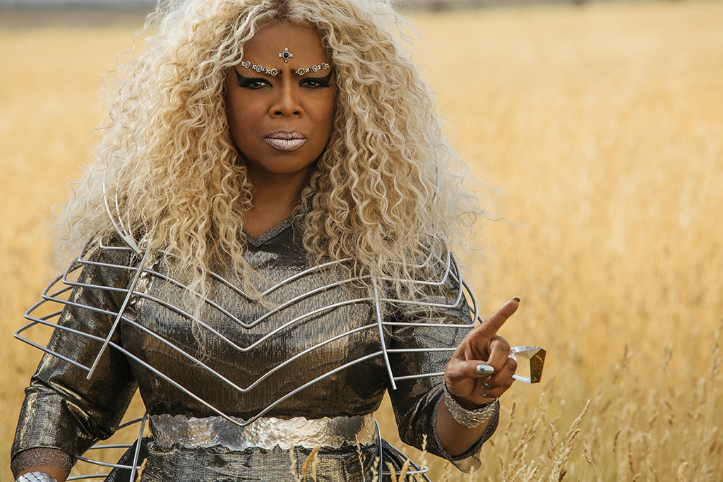Oprah Winfrey,  A Wrinkle in Time  - The Female Movie Star of 2018 The Drama Movie Star of 2018