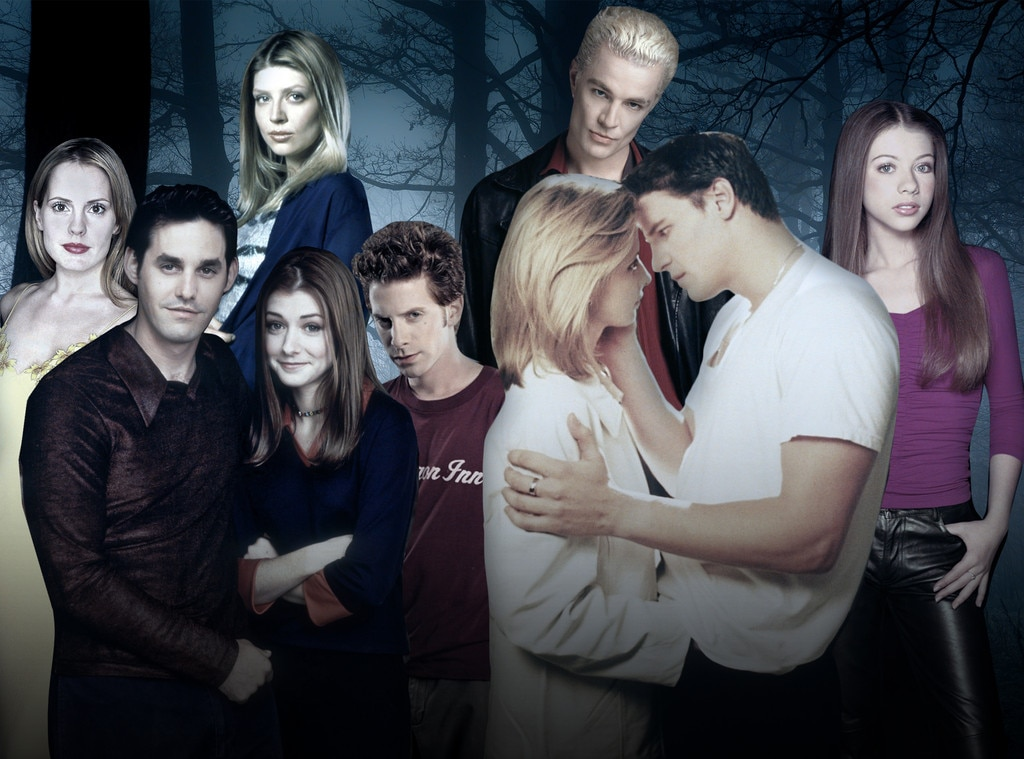 When does buffy and spike start hookup