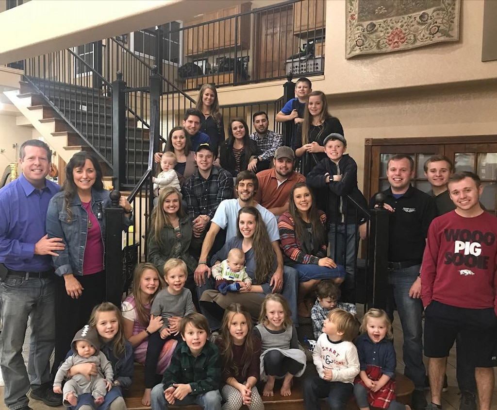 Duggar Family Home in Arkansas Raided by Homeland Security Investigations Agents