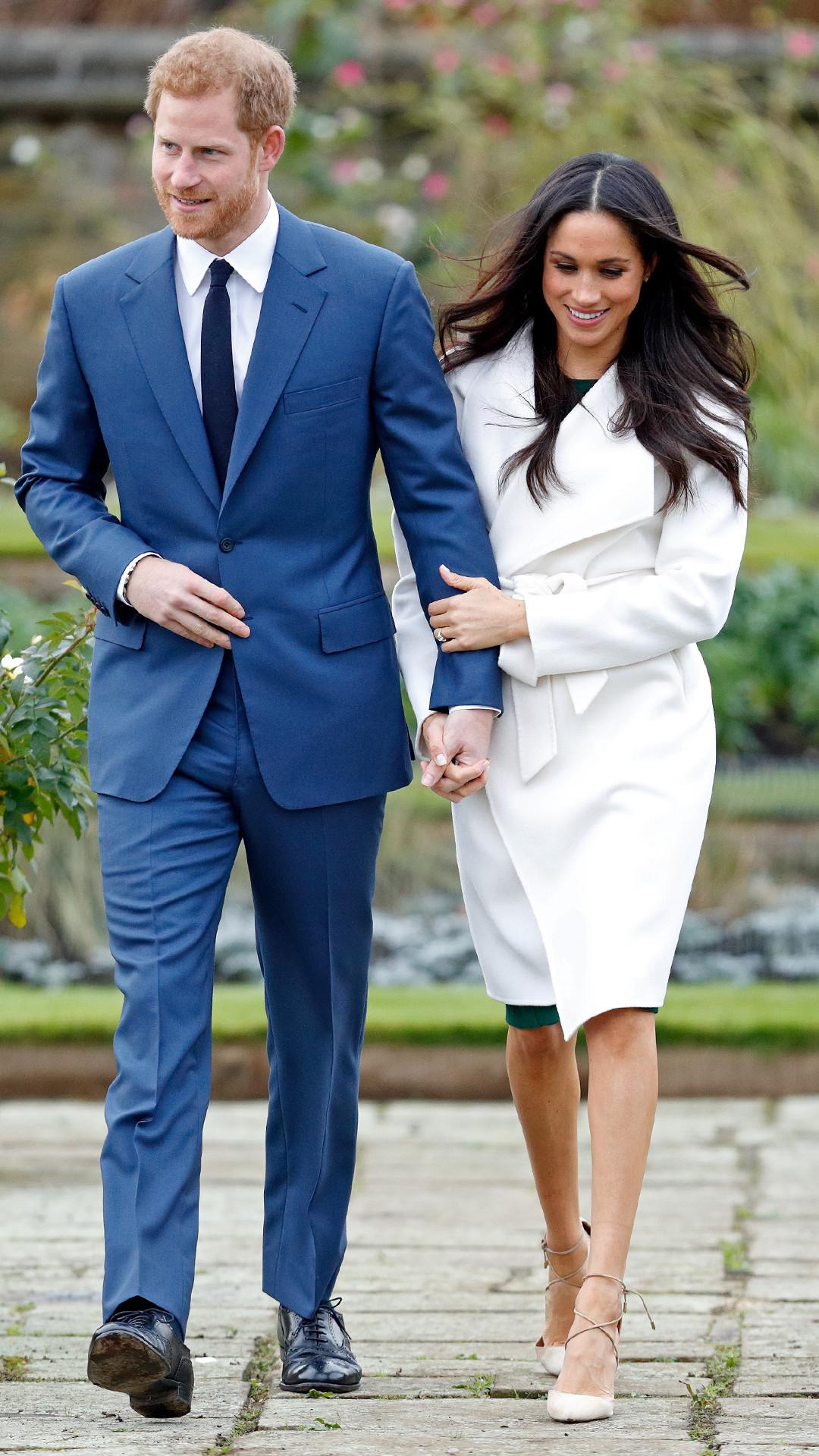 ESC: Prince Harry, Meghan Markle