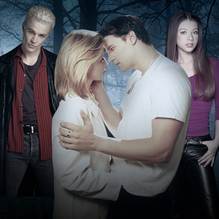 Bonding on Buffy the Vampire Slayer: Who Fell in Love, Who Feuded and Who  Became BFFs | E! News