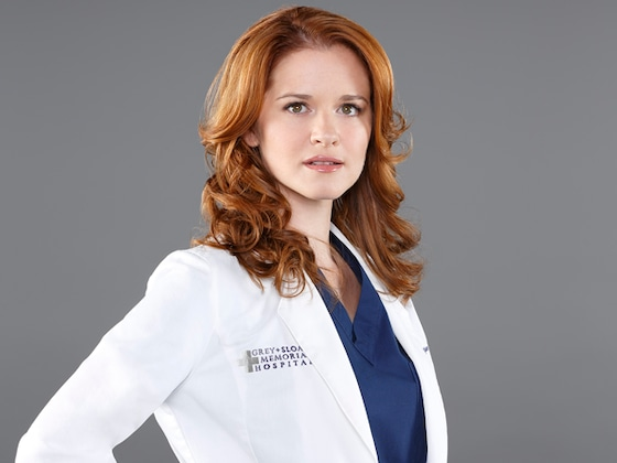 Sarah Drew Opens Up About Getting Let Go From <I>Grey's Anatomy</i></I>