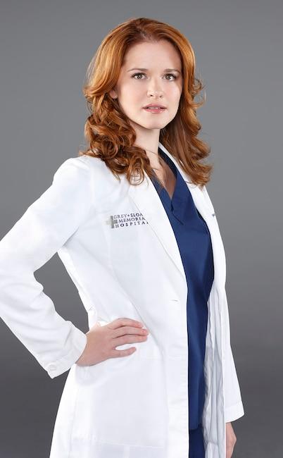 Sarah Drew, Grey's Anatomy