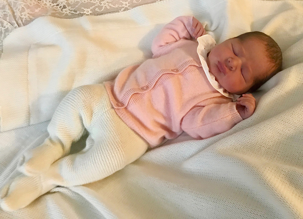Princess Madeleine, Baby