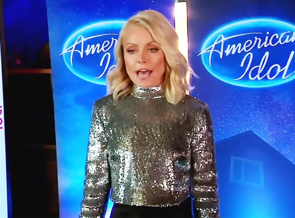 Kelly Ripa, American Idol