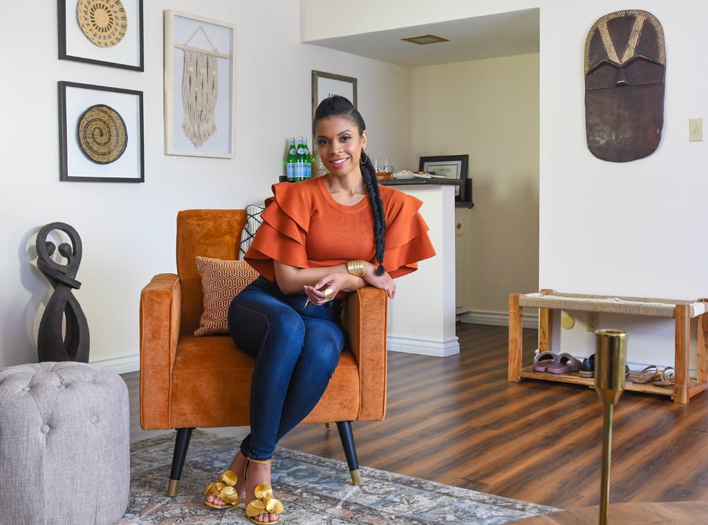 Susan Kelechi Watson's Home