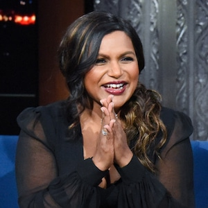 Mindy Kaling, The Late Show With Stephen Colbert