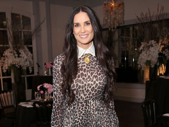 Demi Moore Becomes Victim of Credit Card Fraud After Man Allegedly Spends $169,000