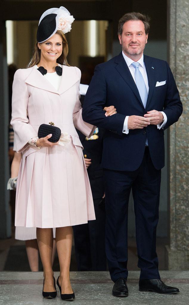 Princess Madeleine, Christopher ONeill