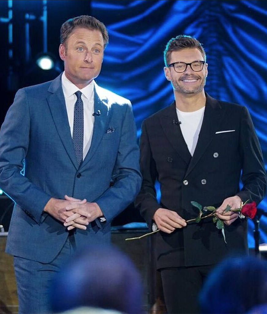 Chris Harrison, Ryan Seacrest, American Idol