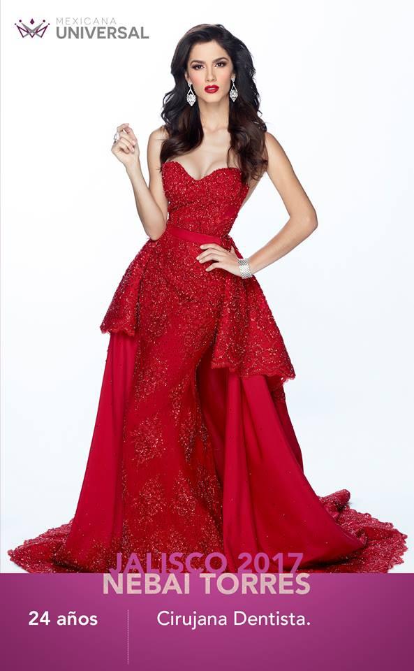 Mexicana Universal, Miss Mexico