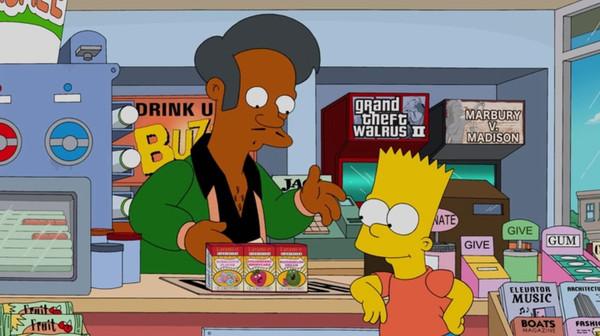Los Simpson, Apu