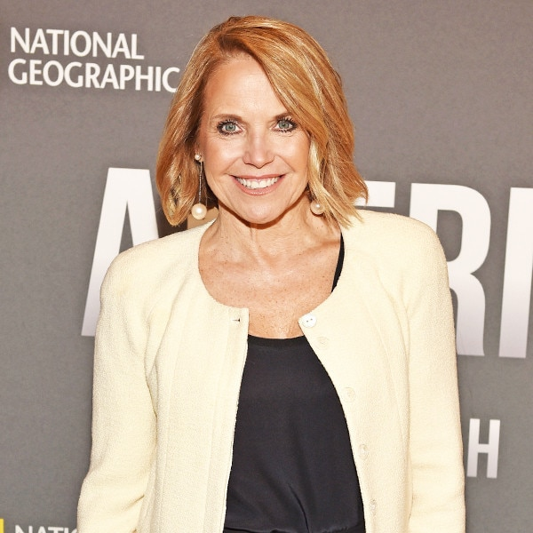 Seems katie couric is an asshole sorry