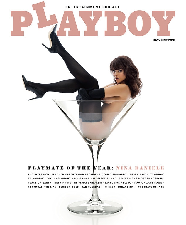 Nina Daniele, Playboy