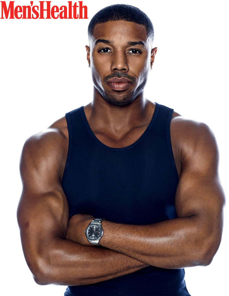 b729de722398 Why Michael B. Jordan Doesn t Want to Meet NBA Legend and His ...