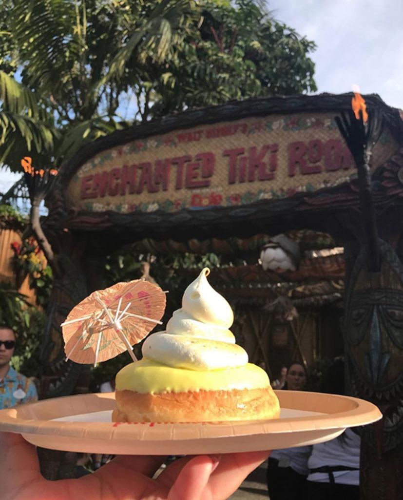 Disneyland Dole Whip