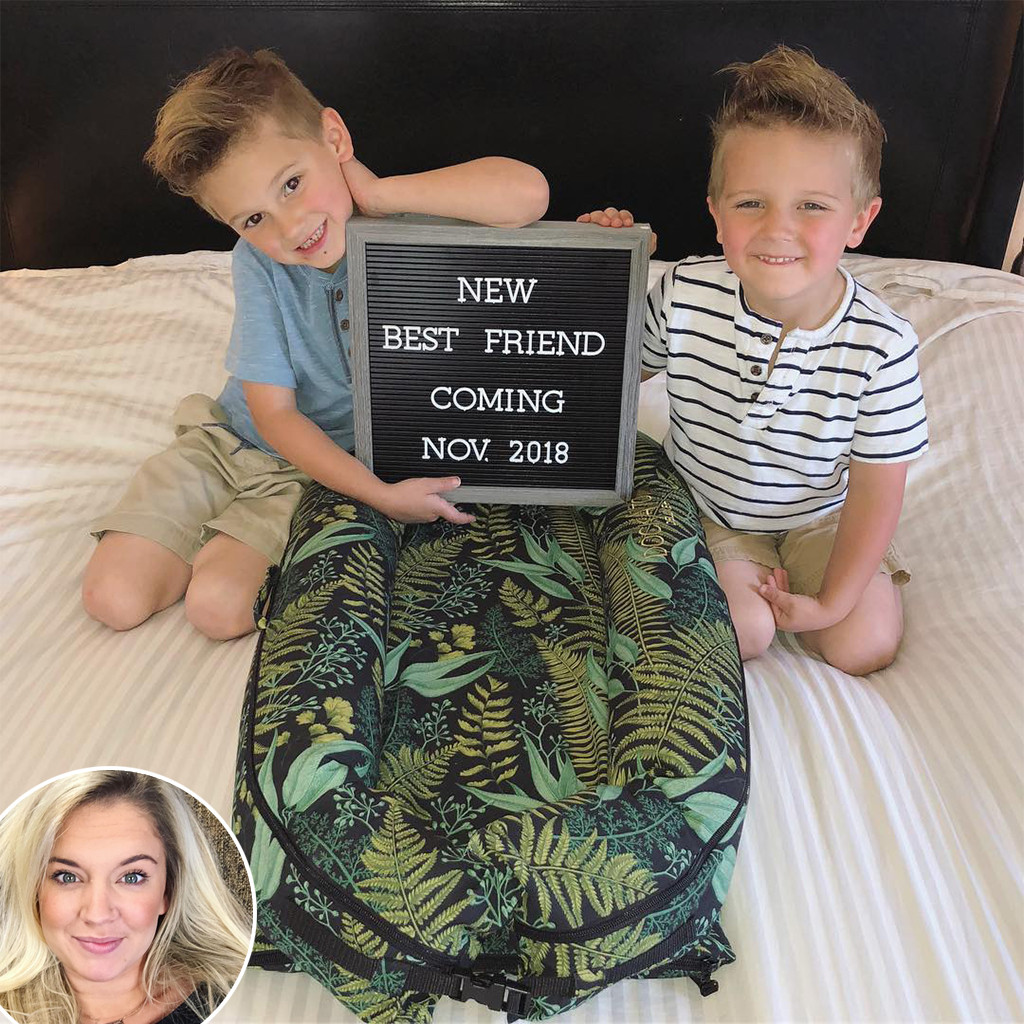Tiffany Thornton, Pregnant, Instagram