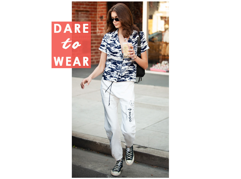 ESC: Dare to Wear, Kaia Gerber