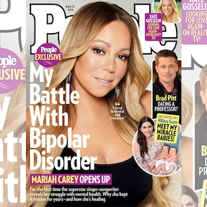Mariah Carey, People
