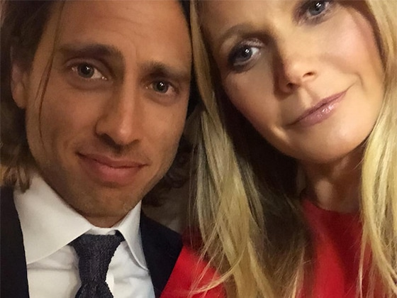 Gwyneth Paltrow Gushes Over Newlywed Life With Brad Falchuk