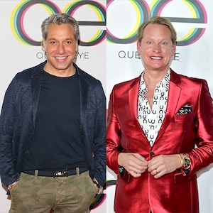 Thom Filicia, Carson Kressley, Queer Eye