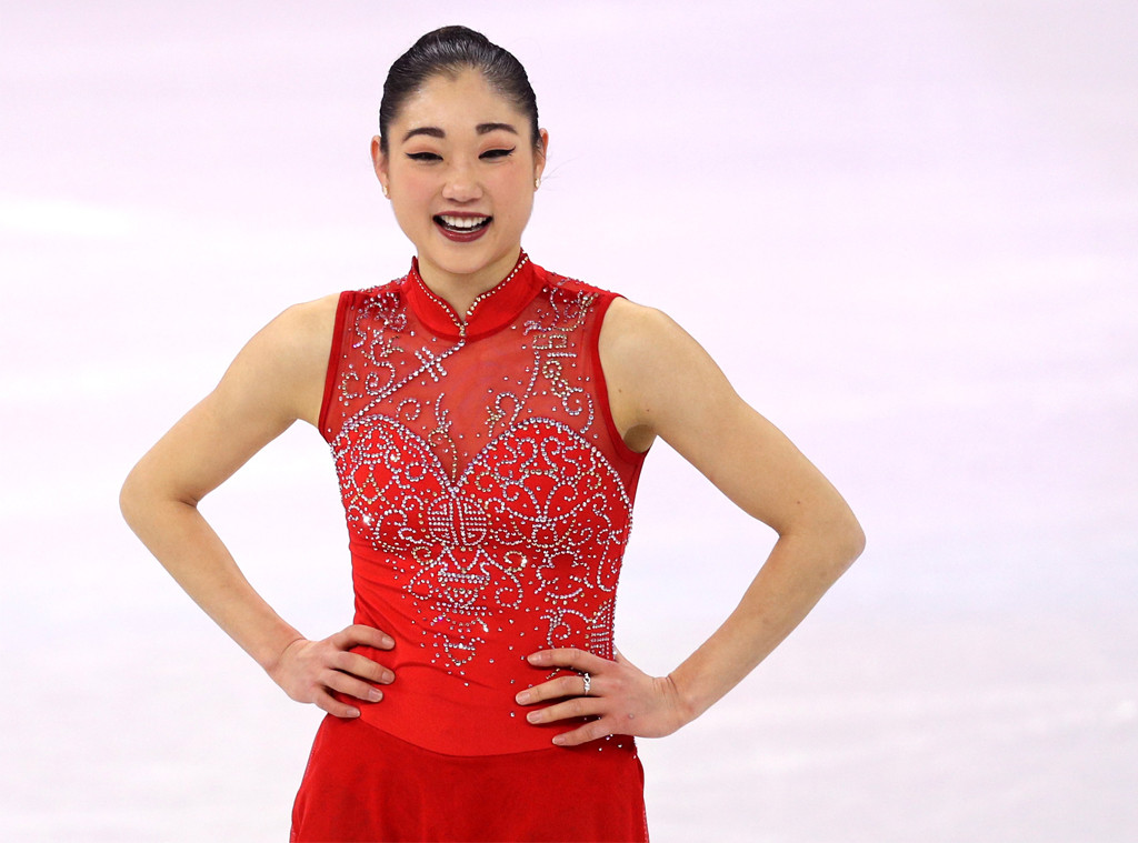 Mirai Nagasu, Dancing With the Stars: Athletes