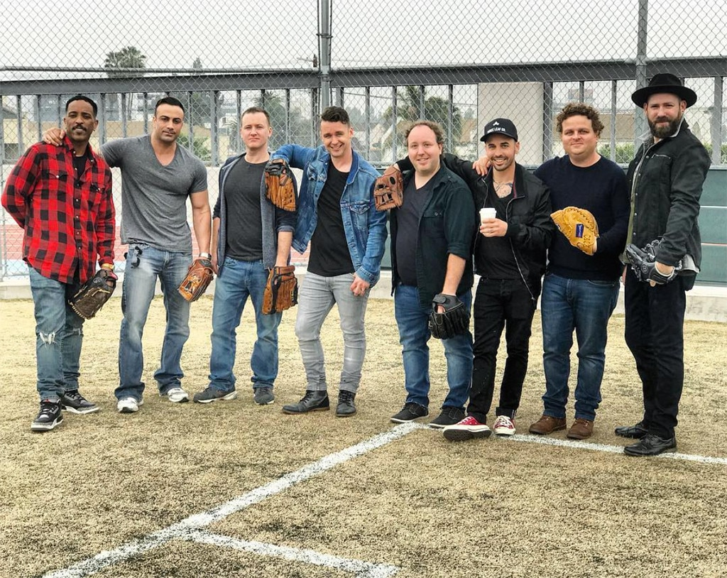 The Sandlot gang reunites for the film's 25th anniversary
