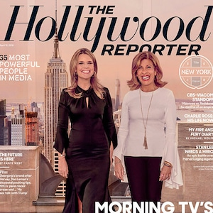 The Hollywood Reporter, Hoda Kotb, Savannah Guthrie