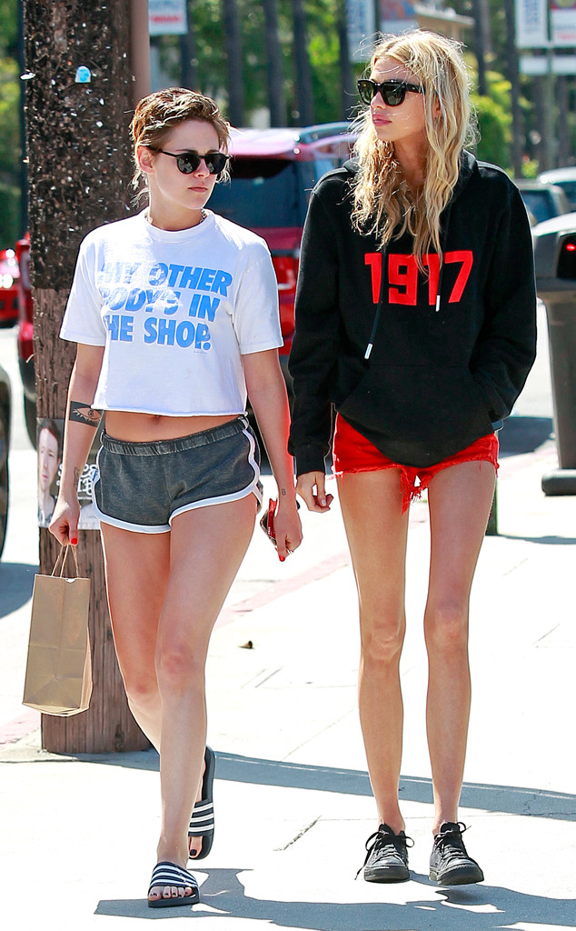 Kristen Stewart, Stella Maxwell