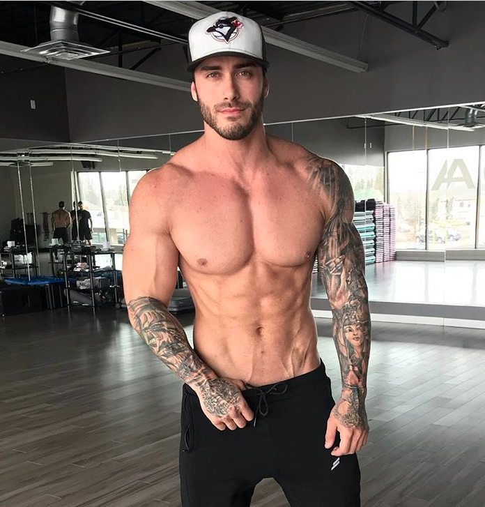 Mike Chabot, crossfit