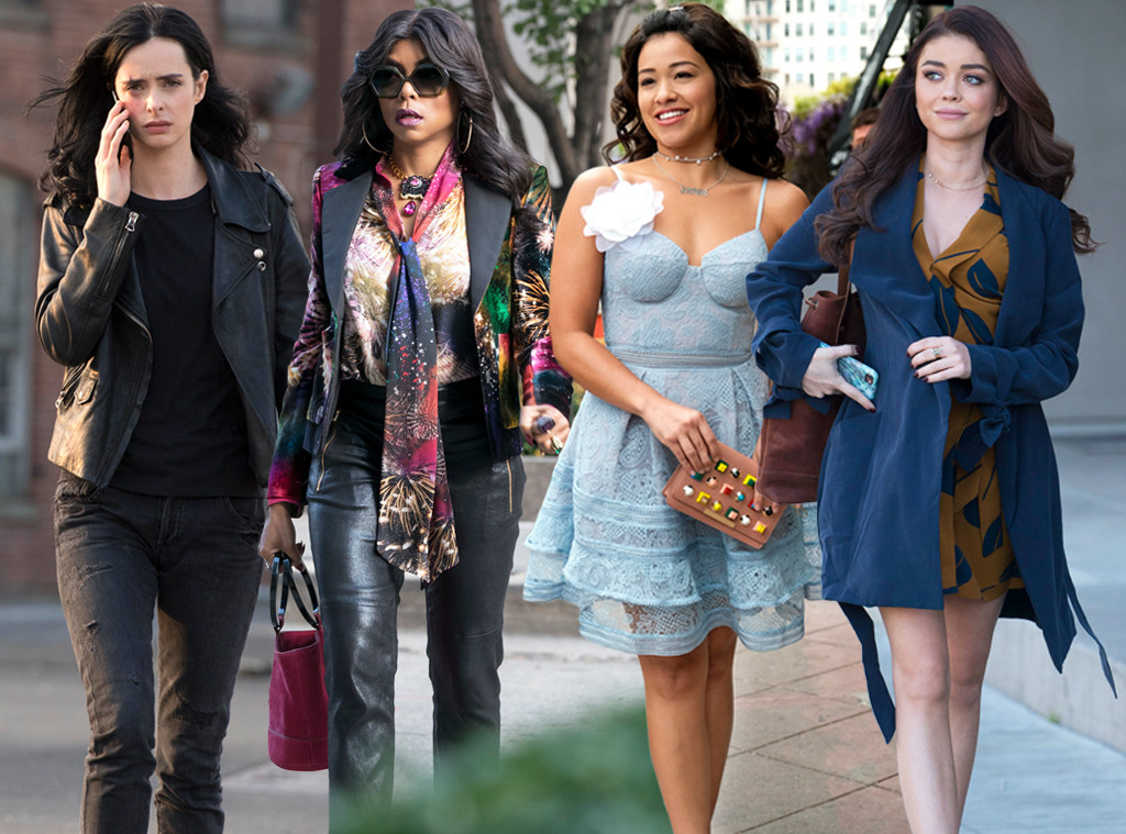 TV's Most Stylish Character 2018: Vote for Your Favorite Now!