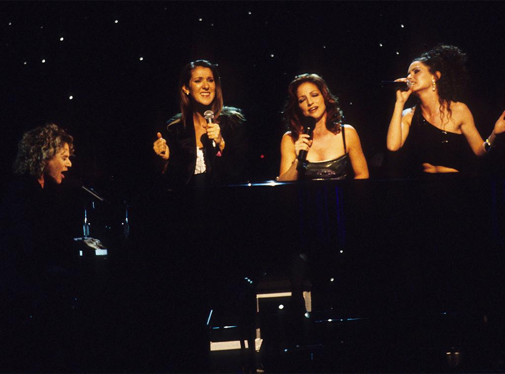 VH1 Divas Live, 1998, Carole King, Celine Dion, Gloria Estefan, Shania Twain
