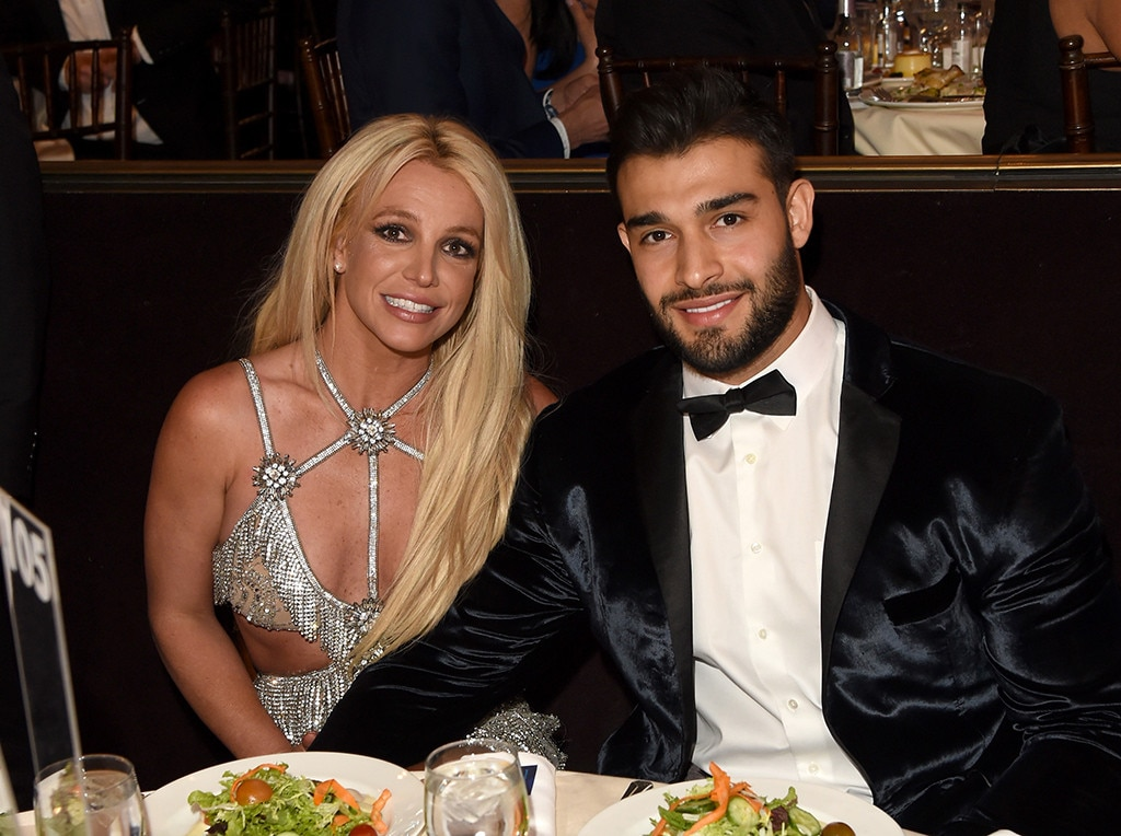 Here's How Britney Spears and Sam Asghari Secretly Started Dating