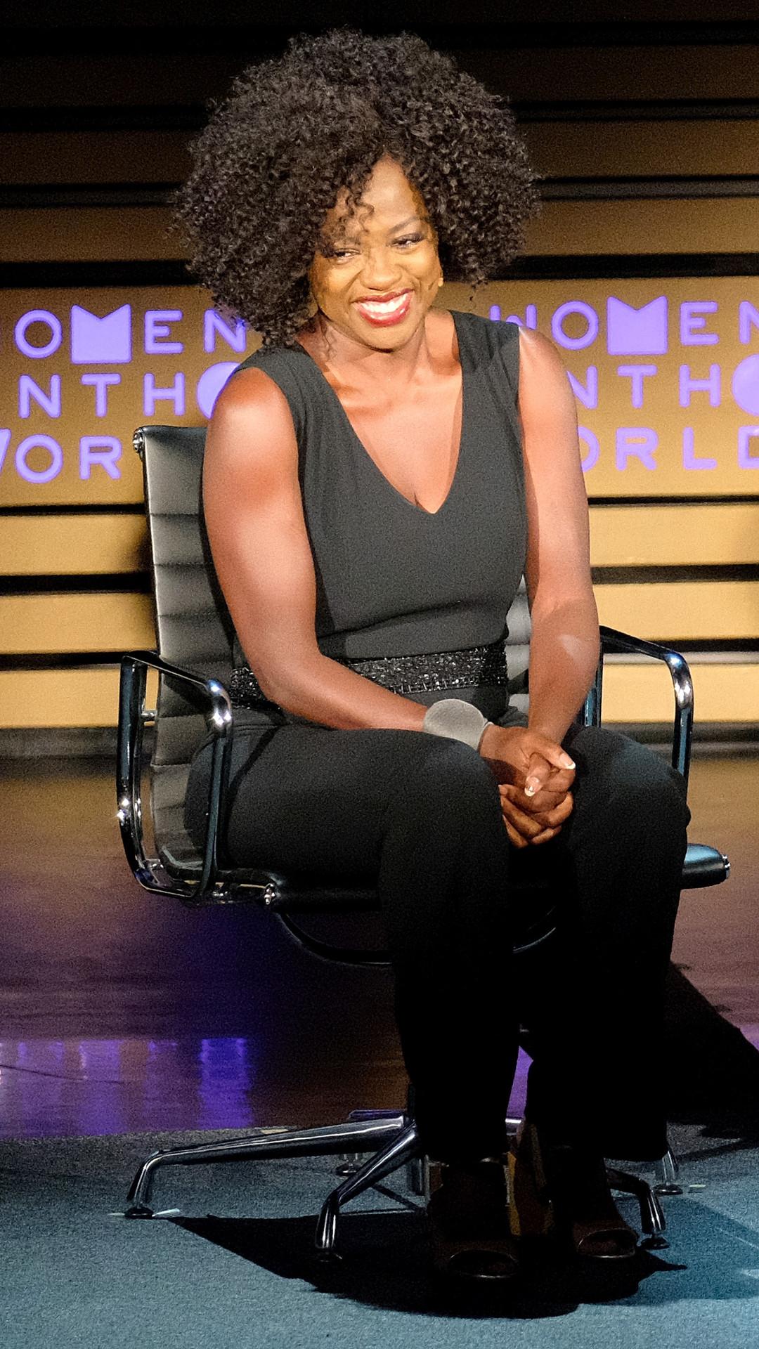 Viola Davis, Women In The World Summit