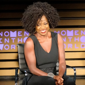 Viola Davis, Women In The World Summit