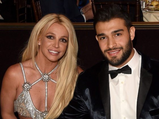 Britney Spears Leaves Mental Health Facility to Celebrate Easter With Boyfriend Sam Asghari