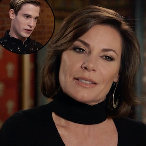 Luann de Lesseps, Tyler Henry, Hollywood Medium