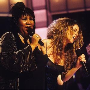 VH1 Divas Live, 1998, Mariah Carey, Aretha Franklin, Carole King