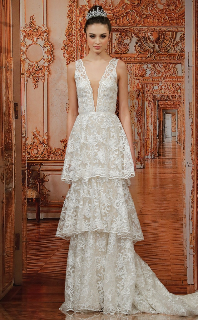 ESC: Bridal Fashion Week Spring 2019, Theia