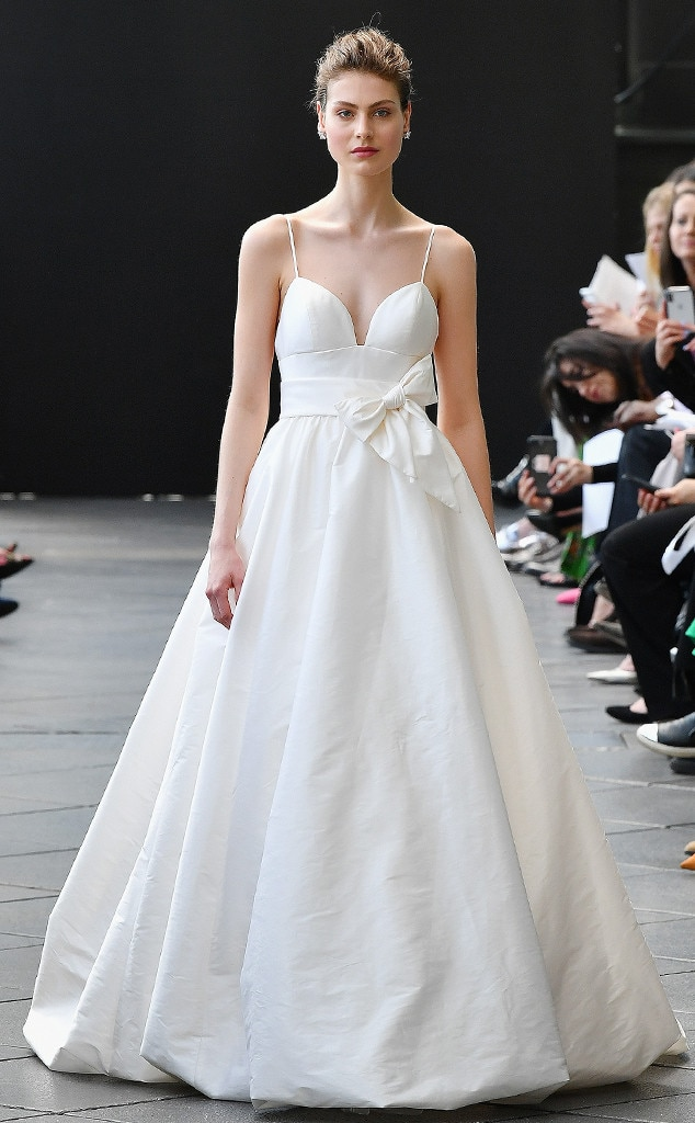 ESC: Bridal Fashion Week Spring 2019, Amsale Tribute