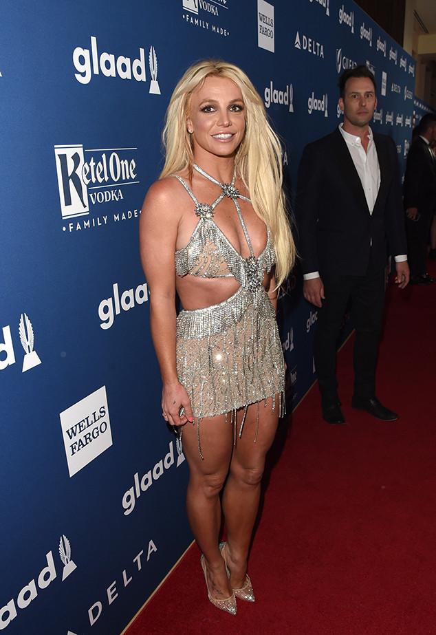 Britney Spears, 2018 GLAAD Media Awards