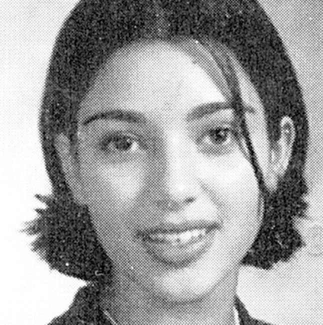 Kim Kardashian, High School Yearbook