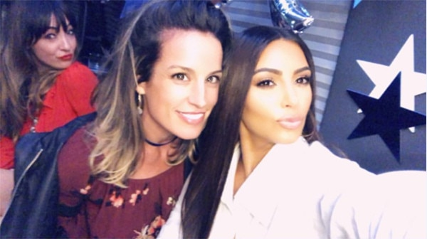 Kim Kardashian, High School Reunion