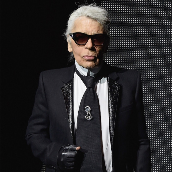 0dbfbd689d Karl Lagerfeld Slams Models Who Complain About Groping in Controversial New  Interview   E! News