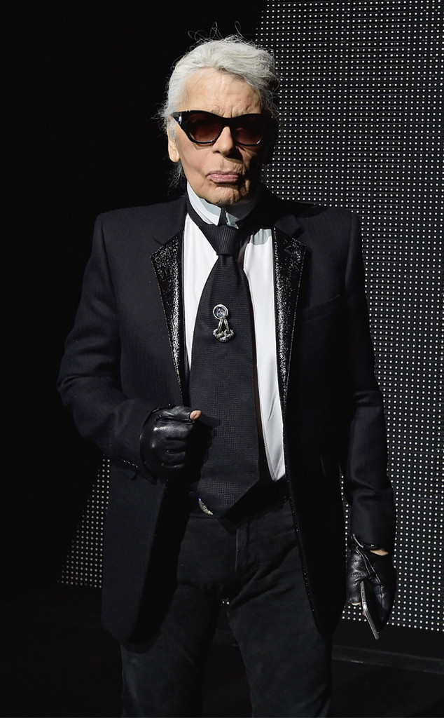 8df42899c8 Karl Lagerfeld Slams Models Who Complain About Groping in ...