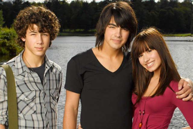 Demi Lovato, Camp Rock