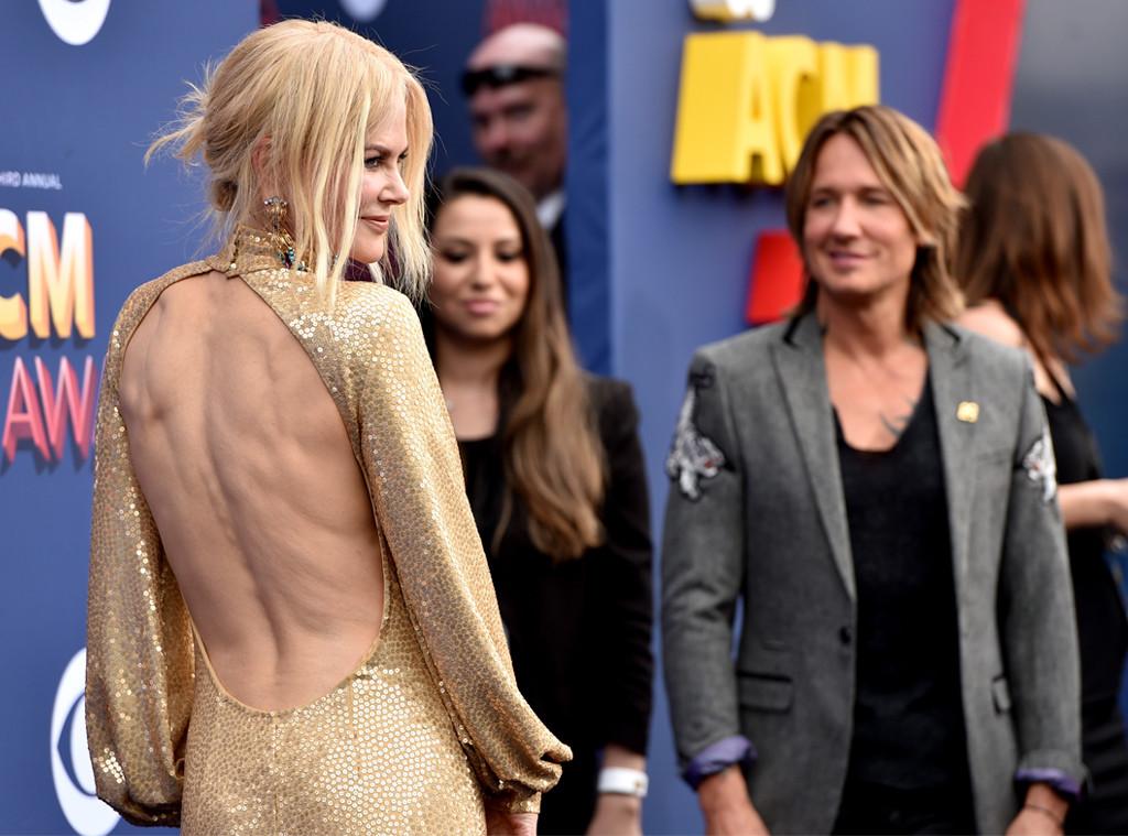 Nicole Kidman, Keith Urban, Academy of Country Music Awards 2018